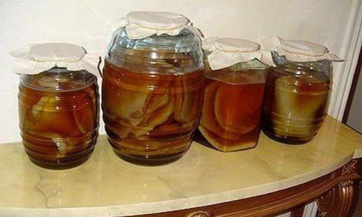 на что похож вкус чайного гриба