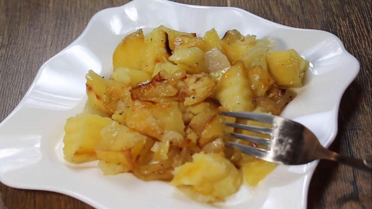 Как приготовить картофель так, чтобы муж тебя на руках носил