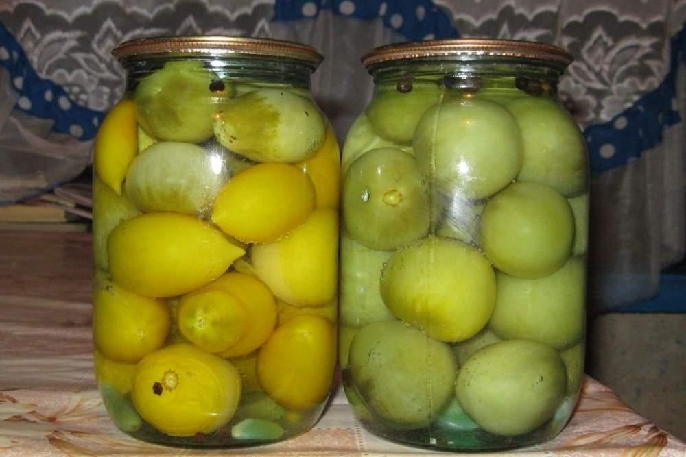 10 супер рецептов из зеленых помидор